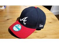 Braves Baseball Snapback. Genuine cap, brand new.