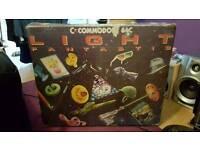 Commodore 64c light fantastic