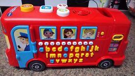 Vtec playtime bus