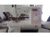 Brother Innovis 10 Anniversary sewing machine
