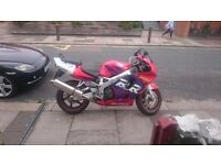 cbr 900 in great condition S reg