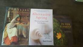 Books- Womens