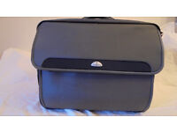 Samsonite - Laptop case and small suitcase combined