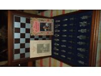 Limited Edition Chess Set