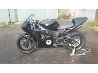 YAMAHA R6 TRACK BIKE 2004 FUEL INJECTED