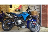 Yamaha xt125 for sale. Loads of mods and lots of money spent!