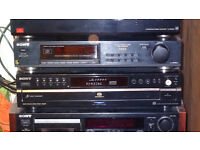 Sony Super Audio CD Player SCD-CE595