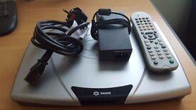 Sagem DVR 64250SL-T - Twin Tuner Digital Terrestrial TV Recorder