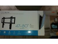 "47"" -80"" TV Tilting Wall Bracket **BRAND NEW and NEVER OUT of THE BOX**"