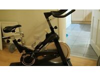 Horizon S3 + Indoor Spinning Bike. Excellent condition , like new.