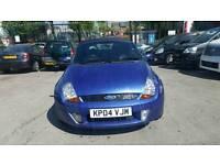 Ford StreetKA Luxury KA Blue 1.6 Convertible