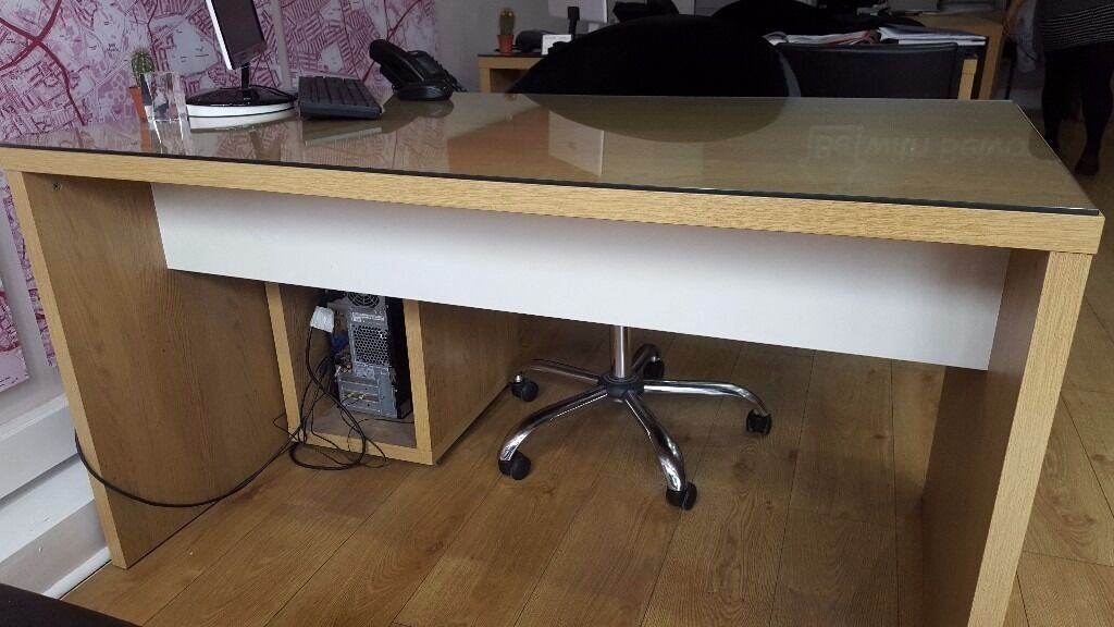 Used Office Furniture Desks Chairs Filing Cabinet On In Stratford