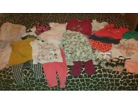 Girls summer bundle, age 1.5-2 years