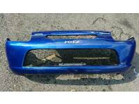 Toyota MR2 rear bumper