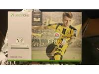 BNIB XBOX ONE S 500GB w/ FIFA 17