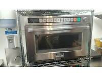 Panasonic GN microwave
