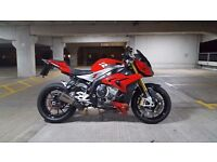 BMW S1000R (Sport) Akrapovic-R&G-GB Racing-Quickshifter-Cruise Control-Heated Grips-4 Riding Modes
