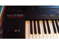 Keyboard ROLAND G 800 + SOUND