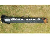 Gun Sails Energy 4.1 windsurf sail and carrying bag