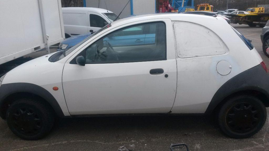 Ford Ka Car Derived Van
