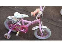Girl Bike 12 inch