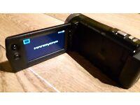 Sony HDR-CX330E camera PERFECT CONDITION + tripod