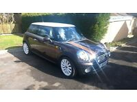 Low mileage diesel special edition mini cooper mayfair