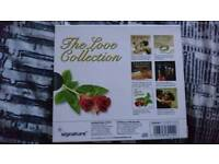 Love collection on 6cd for £10