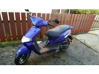 Derbi 85cc scooter moped (not aprillia, Yamaha, speedfight, honda)