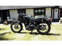 matchless 350cc 1955