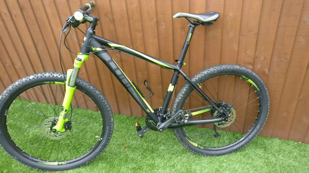 "Cube Analogue mountain bike 27.5"" wheels"
