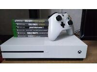 Xbox one s 140+ games! Swap for ps4 slim.