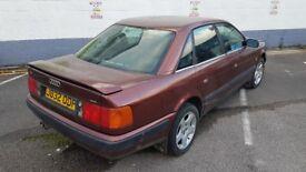Audi 100 C4 2.3 10v 10Mth MOT