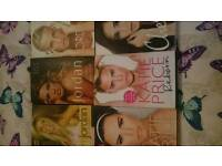 Katie price books and cheryl