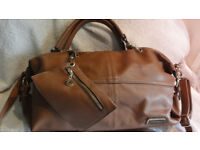 Jimmy Choo Bag Handbag Shoulder Hobo Bag + Purse Brown Leather (also a few Chanel,Michael Kors, MK)