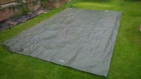 Large heavy duty Dancover tarpaulin 670x540cm