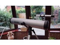 Telescope EDU Science and tripod