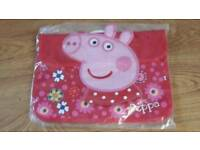 Peppa pig carry bag