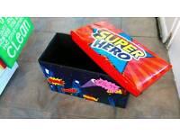 Children's toy box (New) boys or girls