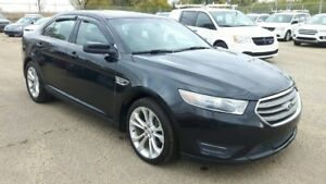 2013 Ford Taurus SEL, Leather, Power Sunroof, Heated Seats, Fact