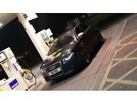 Audi A4 1.8T sline engine needs replacing head turner salvage cat d c satnav cruise control rs4 s4