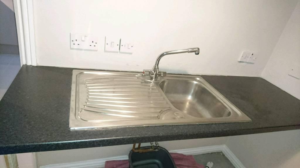 Franke Kitchen Sink Tap And Worktop In Cwmbran Torfaen Gumtree