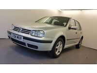 2004 | VW GOLF 1.6 FINAL EDITION | RECENTLY SERVICED | 2 FORMER KEEPERS | FULL SERVICE HISTORY |MOT