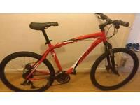 Specialised hardrock bike bicycle