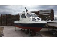 icelander 18 fishing boat