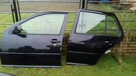 Golf doors