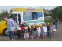 Mr Whippy ice cream van service