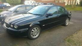 Jaguar X Type 2.0D Classic