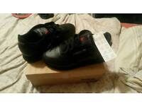 Reebok Girls - Size 4 - Reebok Classic - New, Boxed and Tagged