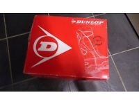 DUNLOP THERMO+ PUROFORT SAFETY WELLIES WELLINGTONS BOOTS SIZE 12